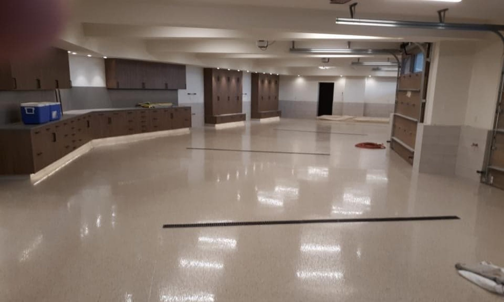 Bozeman Epoxy Flooring